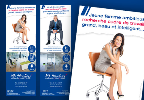 annonce-presse AB STRUCTURES