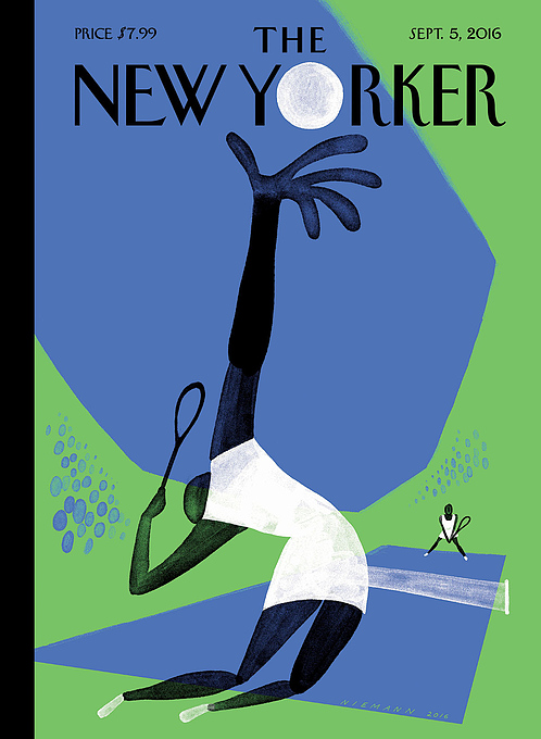 the new yorker cover niemann