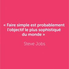 La citation du jour made in Apple ;)