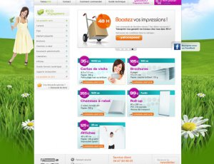 E-commerce by Novelus !