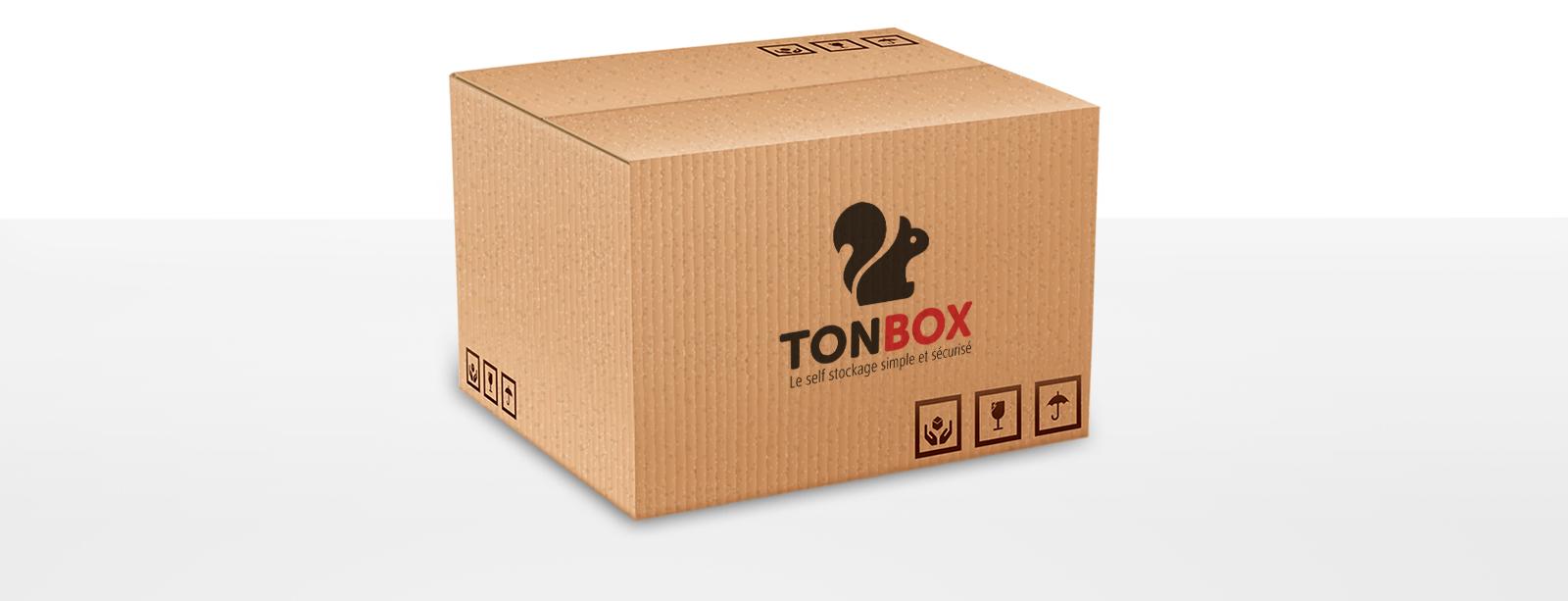 TonBox - logo