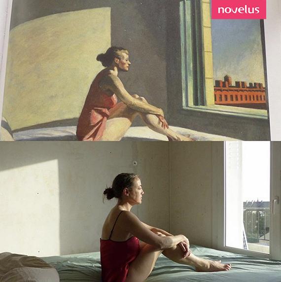 Edward Hopper-Morning sun