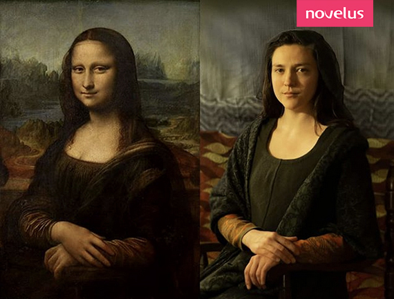 Léonard de Vinci-La Joconde