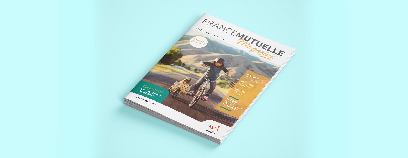 France Mutuelle Magazine