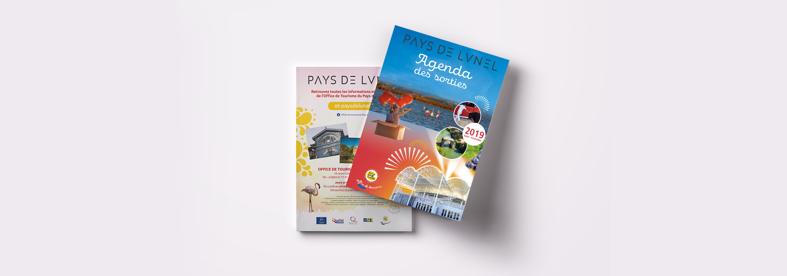 Agenda Office du tourisme - Lunel