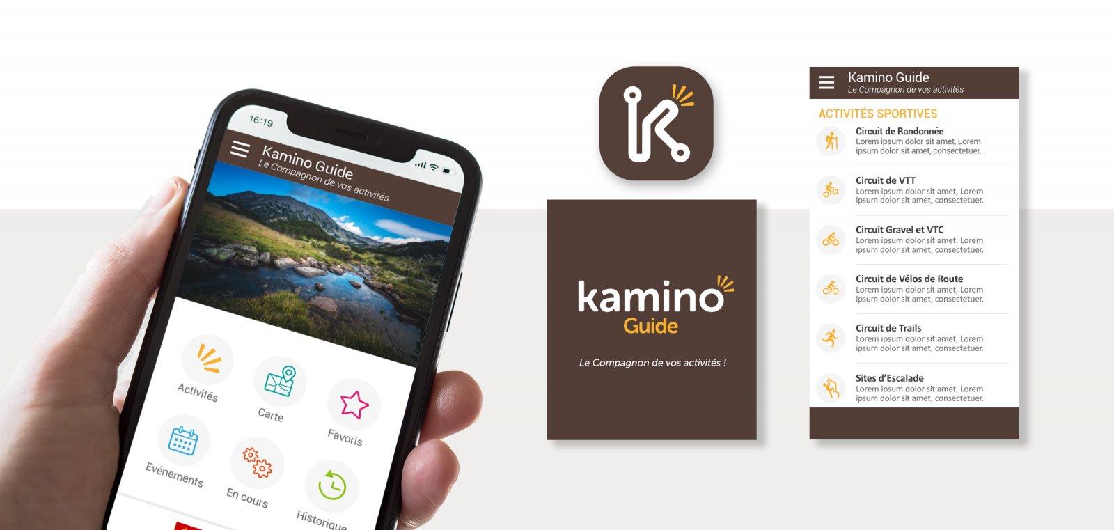 application Kamino