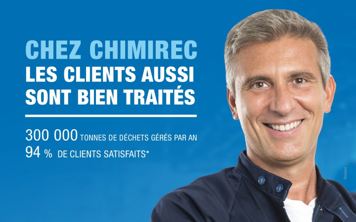 Annonce presse - GROUPE CHIMIREC