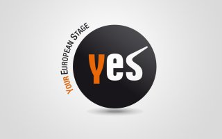 Logo - YES : YOUR EUROPEAN STAGE
