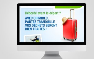 Campagne emailing - GROUPE CHIMIREC