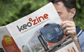 Journal interne - KEOLIS NIMES
