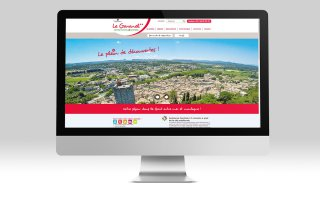 Site responsive - CAMPING MUNICIPAL SOMMIERES