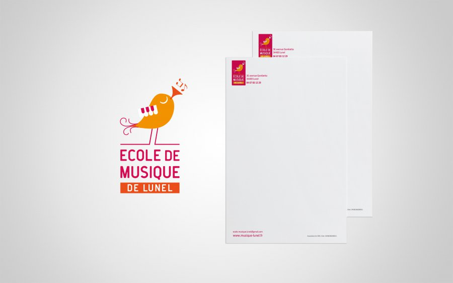creation logo musique